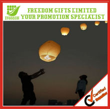 Ptinted Chinese Sky Lantern for Festival