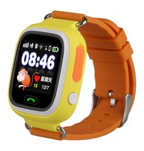 2018 Promotional 0.96 inch OLED Wifi LBS GPS Watch 추적기 Kids wifi Smart Watch