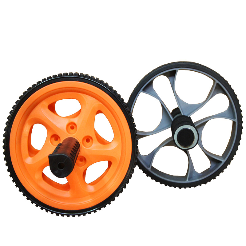 High Quality Fitness Workout Equipment Trainer Ab Abdominal Wheel Roller