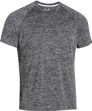 Transpirable y t camisa atlética fitness deporte t camisa para hombre