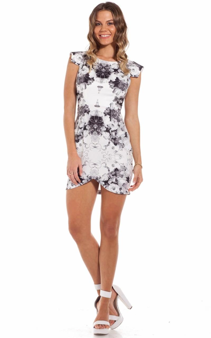 code promo fa8c2 ac3ab Mode Floral Imprimé Et Manches Raglan Style Hawaïen Robe Hawaïenne Robe  Pour Les Femmes - Buy Robe Hawaïenne Pour Femme,Robe De Style Hawaïen,Robe  ...
