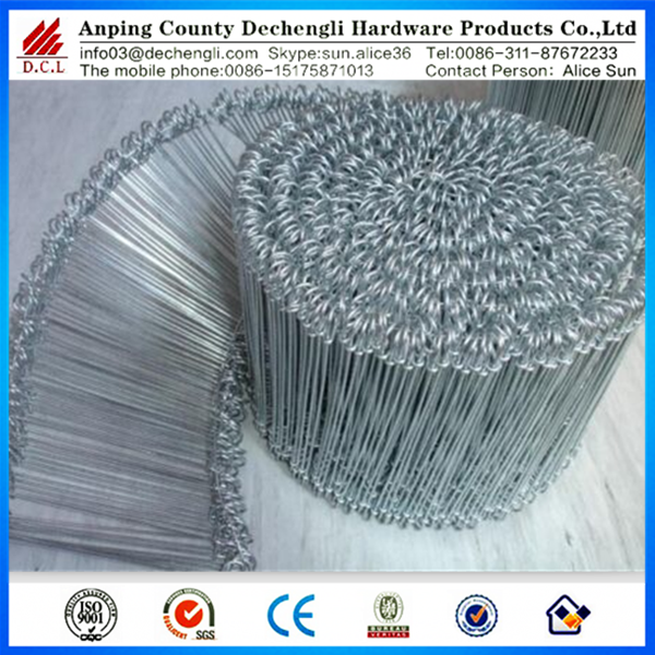Pvc Coated/galvanized Double Loop Rebar Tie Wire - Buy Pvc Coated ...