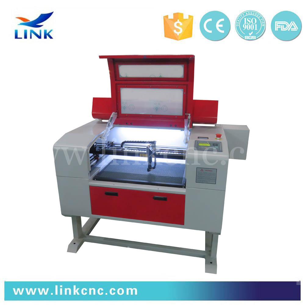 China good character !! laser cutting machine with Leetro controller & LXJ6040 laser engraving machine for sunglass