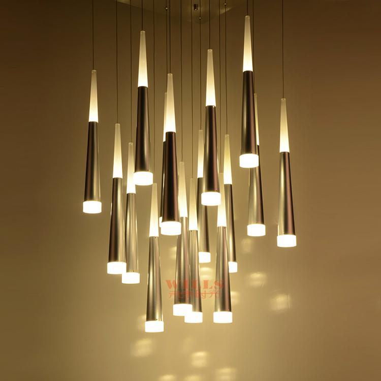 New Design Modern Led Pendant Bar Light