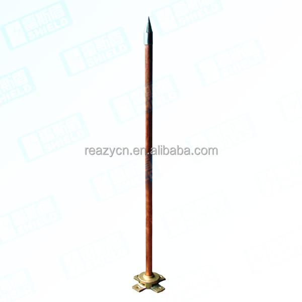 Copper Clad Steel Lightning Rod Lightning Arrester
