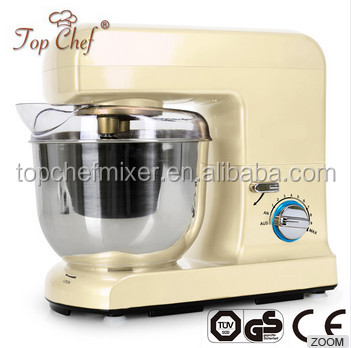 Hot Selling 4 litre planetary mixer/cake mixing machine/industrial food mixer
