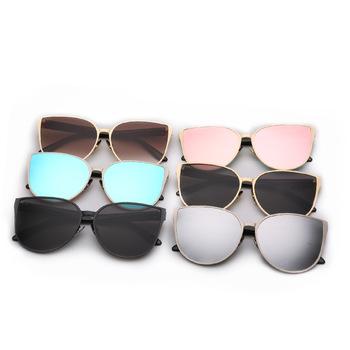 d4ce3ec136 Cat Eye Mirror Sunglasses Cheap Wholesale Sunglasses(swtaa3055 ...