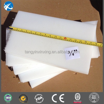10mm Thick Plastic Uhmw Board 3mm Pe Plastic Panel Hdpe