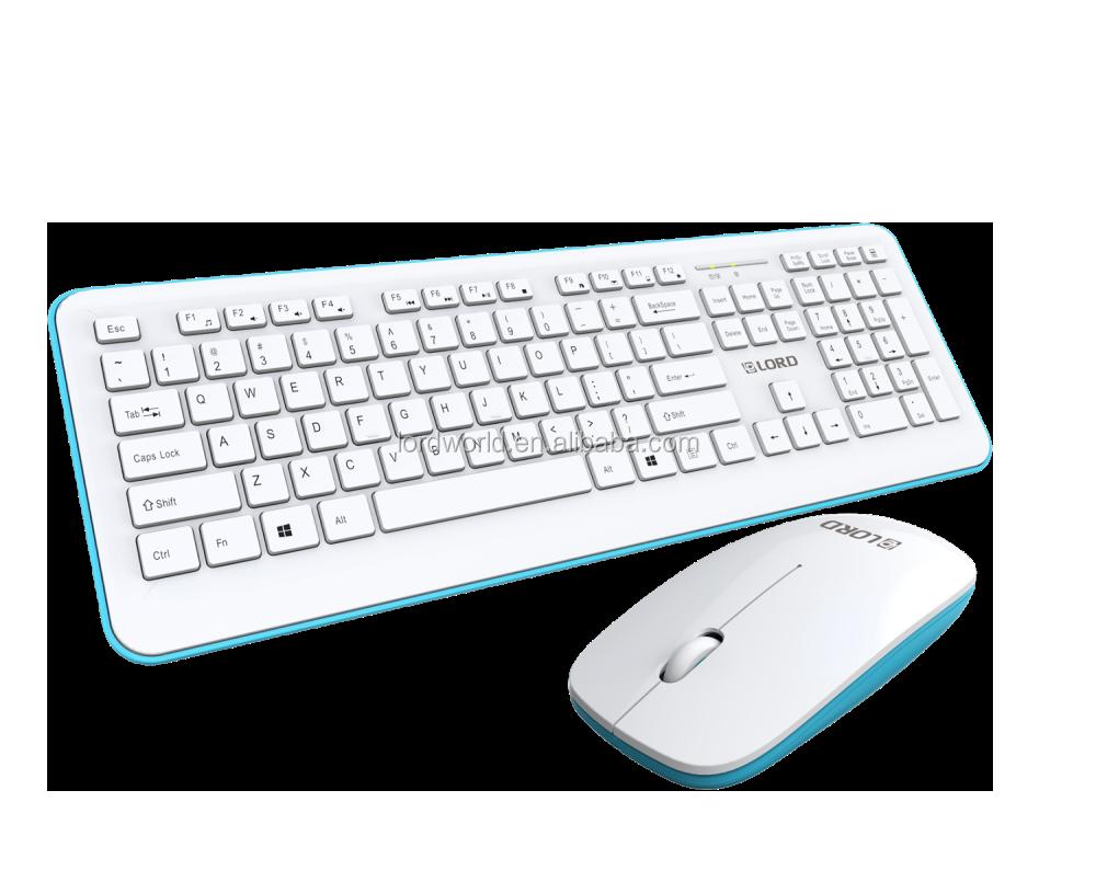 Fashion style Pleomax samsung stylish slim keyboard for woman