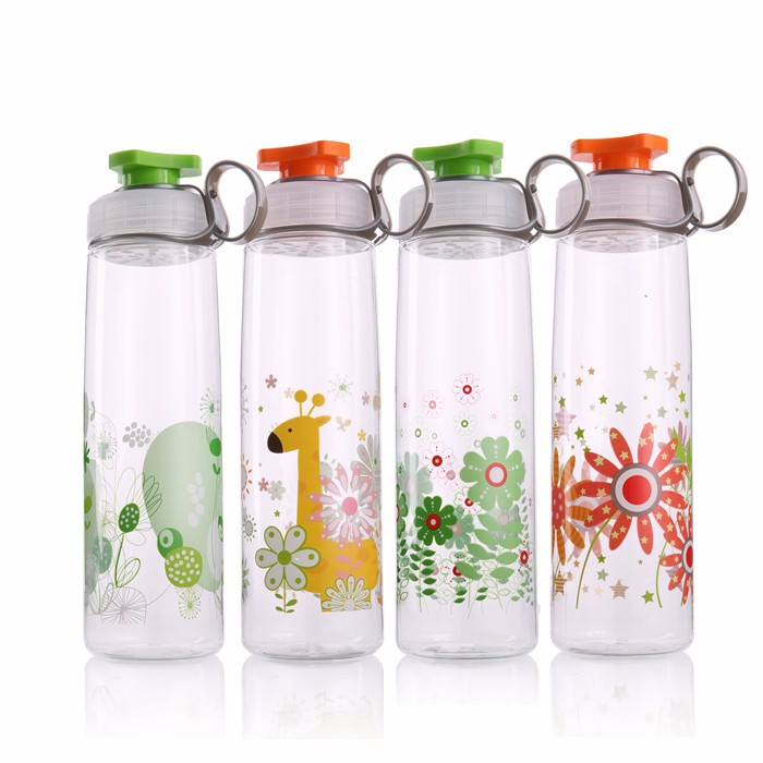 Promotional wholesale portable 800ml school water bottle for kids