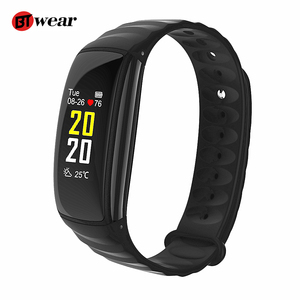 H107 Smart Bracelet Heart Rate Monitor Pulse Meter Sport Women Watches for Android Ios Bluetooth