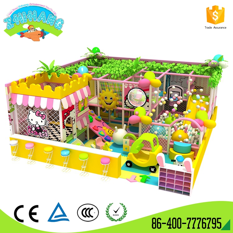 Naughty Castle Indoor Play Park, Soft Play Equipment Indoor Playground