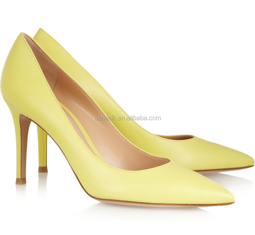 Wholesale women dress shoes Lovely promotional pointed toe ladies ...
