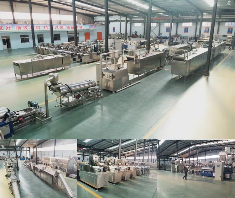 Automatische Pasta Macaroni Making Machine Apparatuur Proces Plant Prijzen