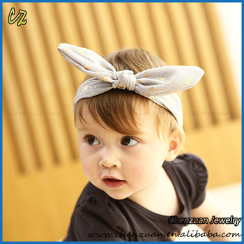 2018 Best selling hair accessories make mini elastic baby hair bands with  different types 801a7450241