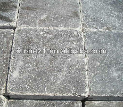 Geschliffen Oberfläche 60x60 Cm Blau Kalkstein Blaustein Fliesen