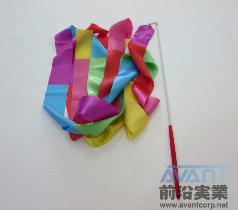 Chinese Silk Ballet 6m/4m Dance Ribbons