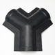 Excellent Corrosion Resistance T type Ridge tile Accessories For Slate Roofs