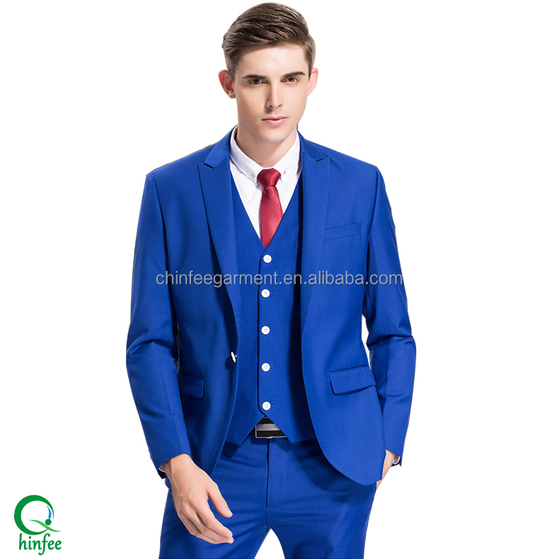 Men Three Piece Suits Italian Wedding Suits - Buy Men Three Piece ...