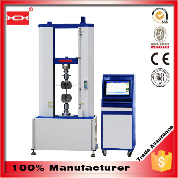 Computer Control Parts Universal Tensile Bending Tester