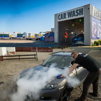 2015 Ce 18bar High Pressure Diesel Vapor Steam Cleaning Car