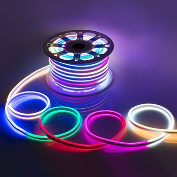 the latest d0dbe c07da Rgb Flexible Led Neon Tube Neon Tube 2835 Color Changing 12v Chasing Led  Rgb Neon Rope Light - Buy 12v Rgb Led Neon Light,Led Neon Light,12v Led  Neon ...