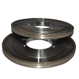 China supplier resin/metal bond diamond glass wheel