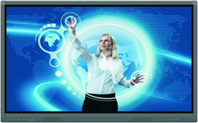 65inch Multi touch Monitor With PC USB screen