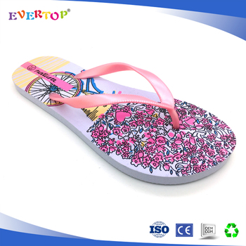 9763dfd72d7cfd Big discount summer beach party white wholesale flip flops custom slipper  strap logo wedding slippers