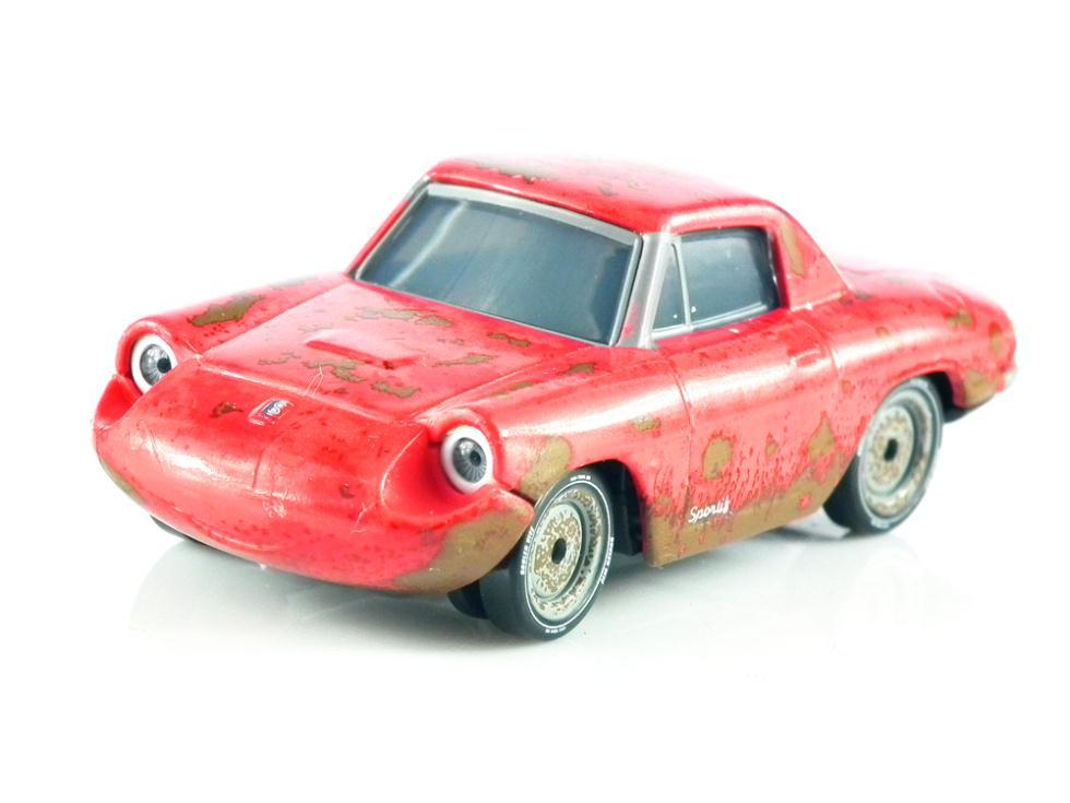 get quotations 100 original pixar cars 2 celine dephare chase kmart exclusive rare toy 155