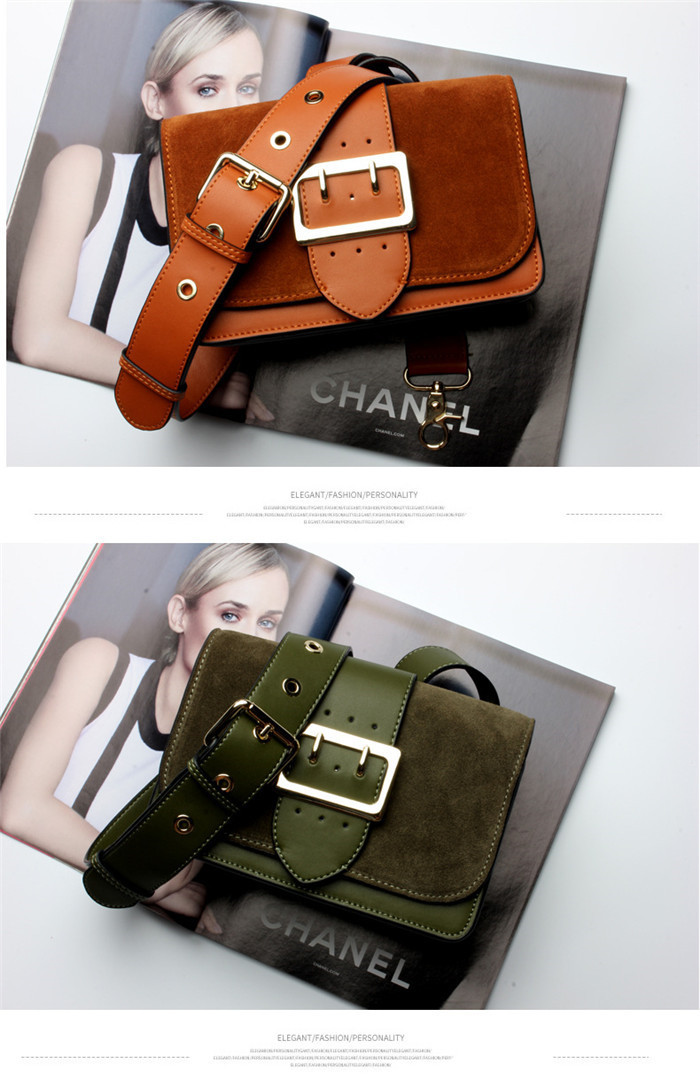 New design fashion women bag real leather lady shoulder bag