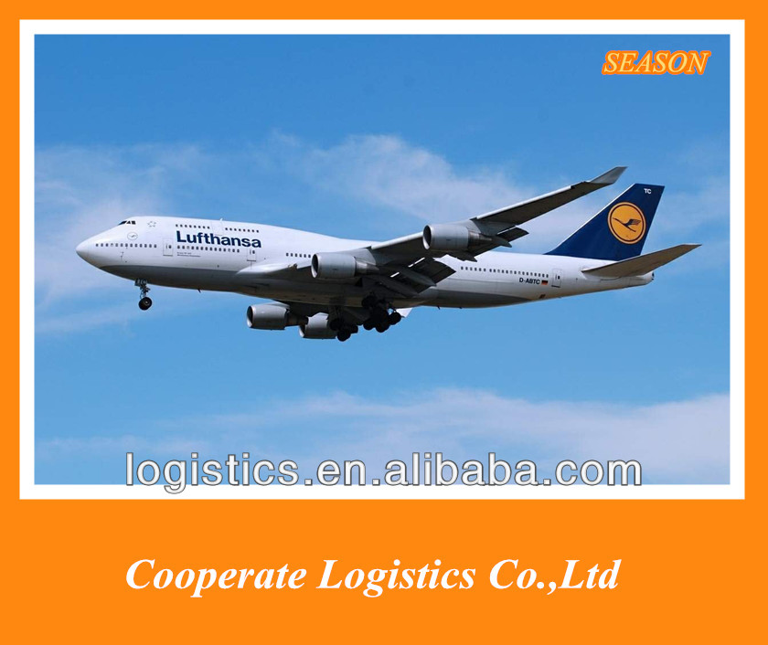 Skyborne cargo service from China to EAST MIDLANDS, EMA---skype:season6202