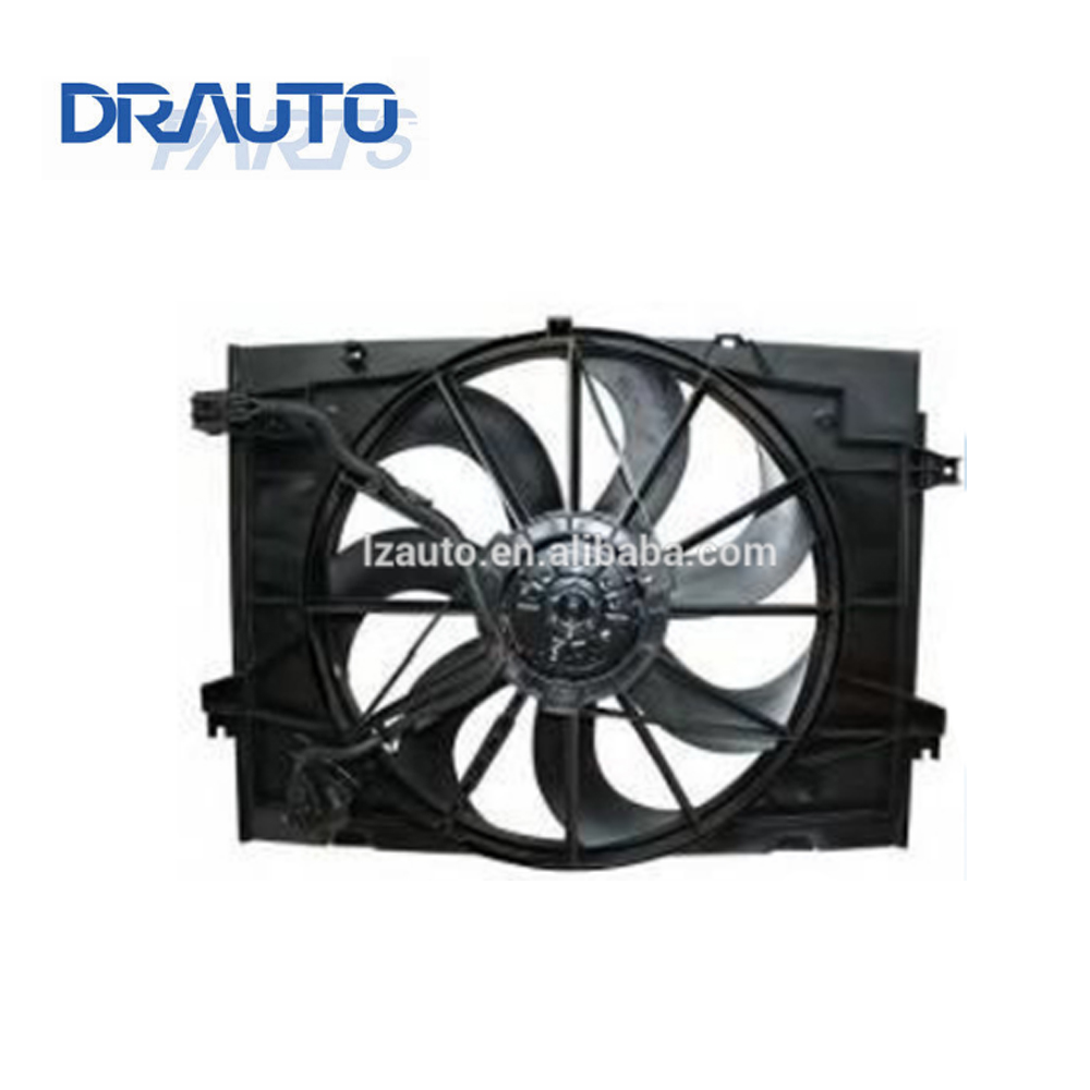Radiator Cooling Fan 2.0L, 4 Cylinder for 05-09 Hyundai Tucson