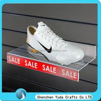 China custom clothing racks, factory custom shoes racks