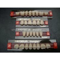 Dental Artificial Three-story Acrylic Teeth