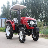 Mini 30hp garden tractor with CE front end loader small tractor Agricultural machinery