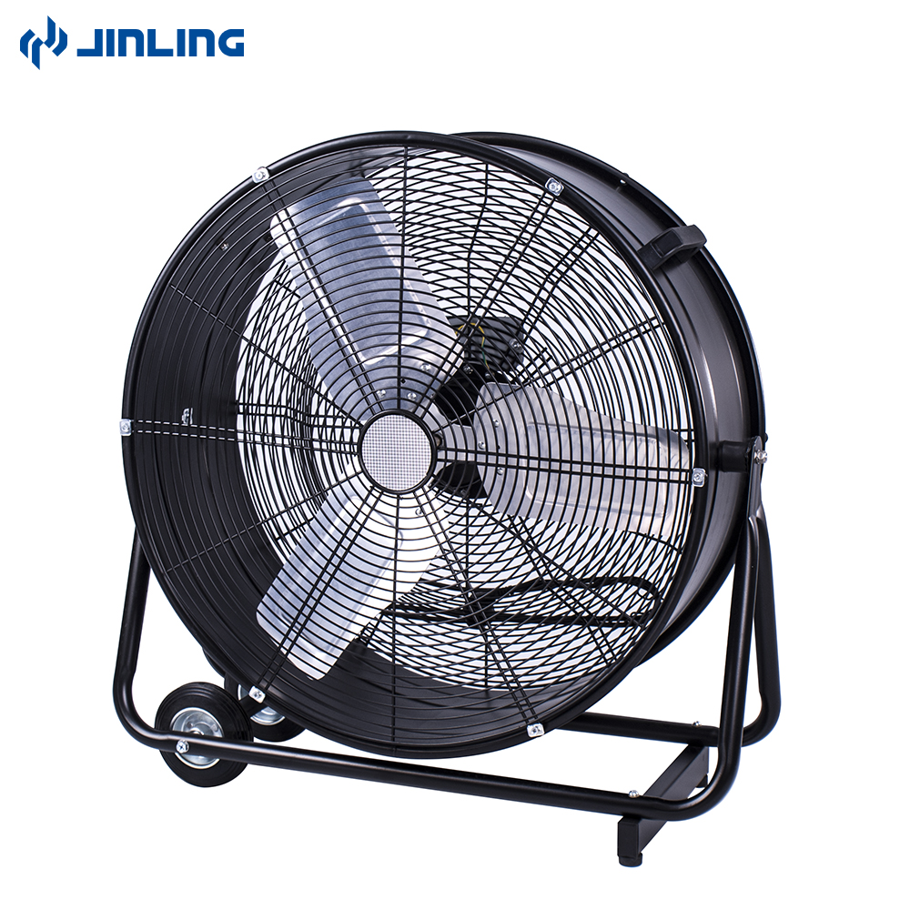 Heavy Duty Fan >> 24 600mm Portable Quiet Heavy Duty Garage Cool Air Shop Warehouse Industrial Blower Drum Fan 110v 120v Buy Industrial Fan Drum Fan Heavy Duty Fan