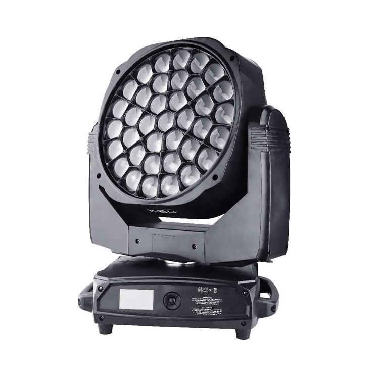 Professional LED Stage K20 37x15W RGBW 4in1 Bee Eye Moving Head