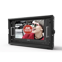 "Lilliput 15.6"" 12G-SDI 4K Broadcast Director Monitor with 12G-SDI, 4K HDMI inputs"