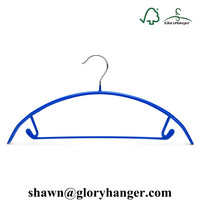 Garment Usage and Clothes Clothing Type PVC Metal Hanger