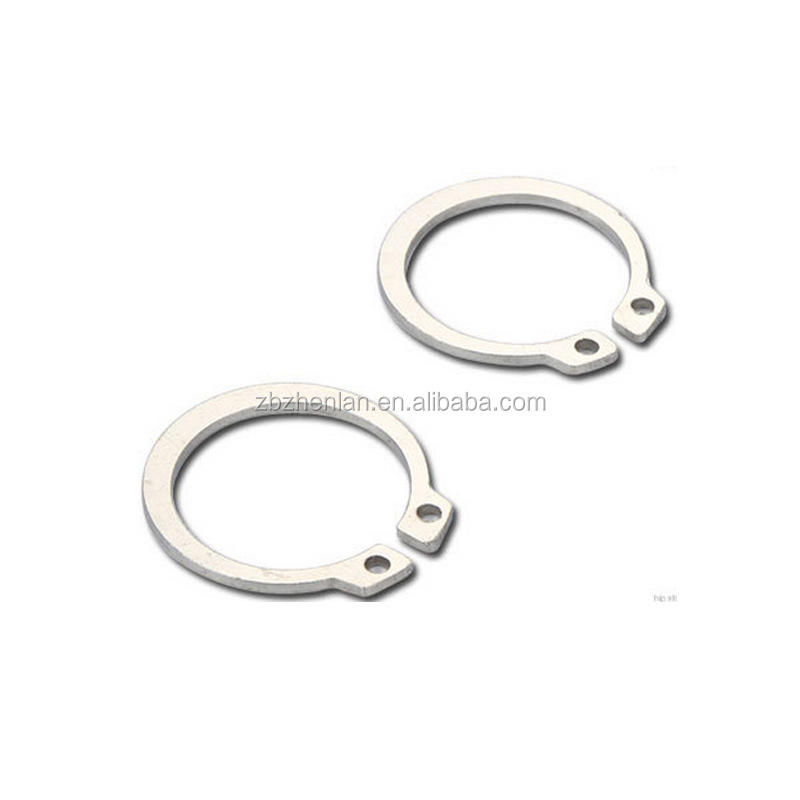 cheap stainless steel 316 retaining ring/circlips/snap ring