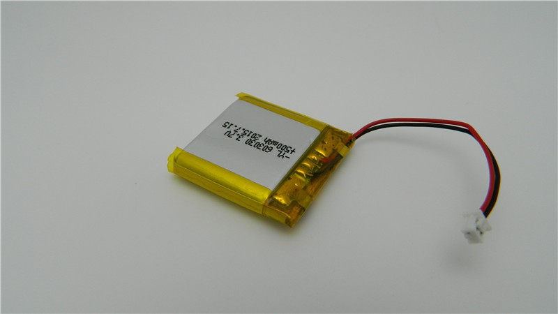 Li-ion Battery 3.7v 500 Mah/7.4v Lipo 500mah/3.7v 500mah Lithium ...
