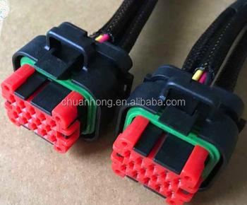 ecu connector audi s4 / a4 b6 4 2 - ecu ecm engine control module wiring  harness