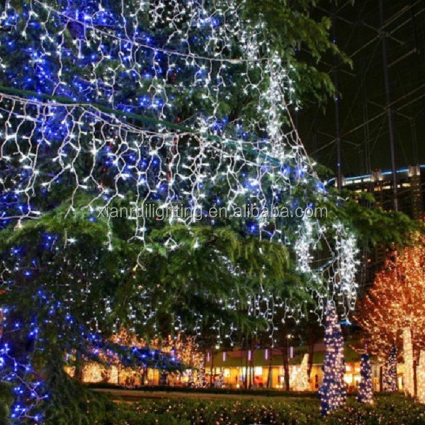 Outdoor/indoor Christmas Solar Led Net Lights Color Changing ...