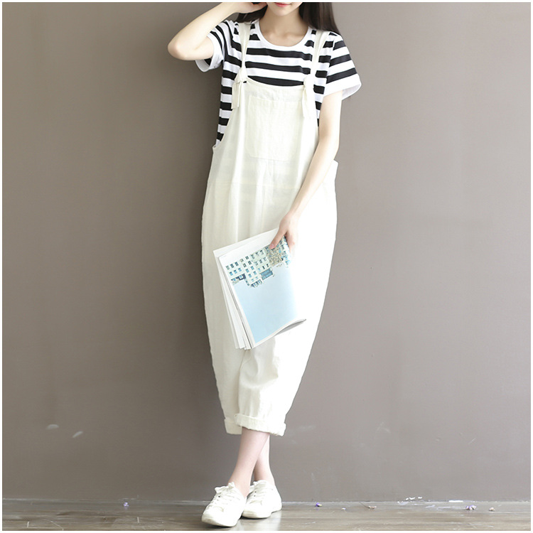 8fe98f24246 Detail Feedback Questions about Women Casual Loose White Cotton ...