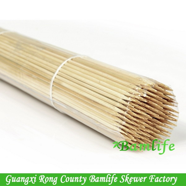 Top grade stylish thick mashmallow bamboo sticks
