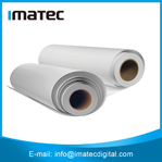 Water-based Matte PP Sticker Synthetic Paper for Indoor Poster Advertising