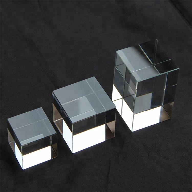 Hot selling good quality 3d 12x12x12 crystal cube