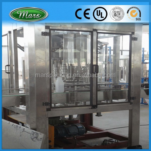 Automatic Bottle Capper Machine