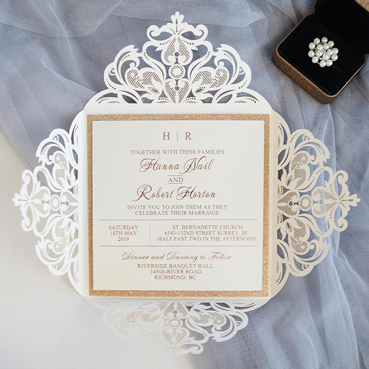 professional wedding invitation card maker wedding card